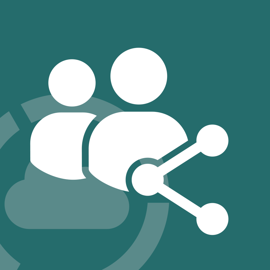 Mobility & Collaboration Icon