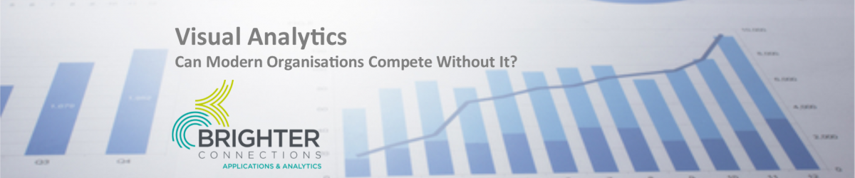 Visual Analytics: Can Modern Organisations Compete Without It?
