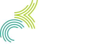 Brighter Connections Logo Whiteout Text